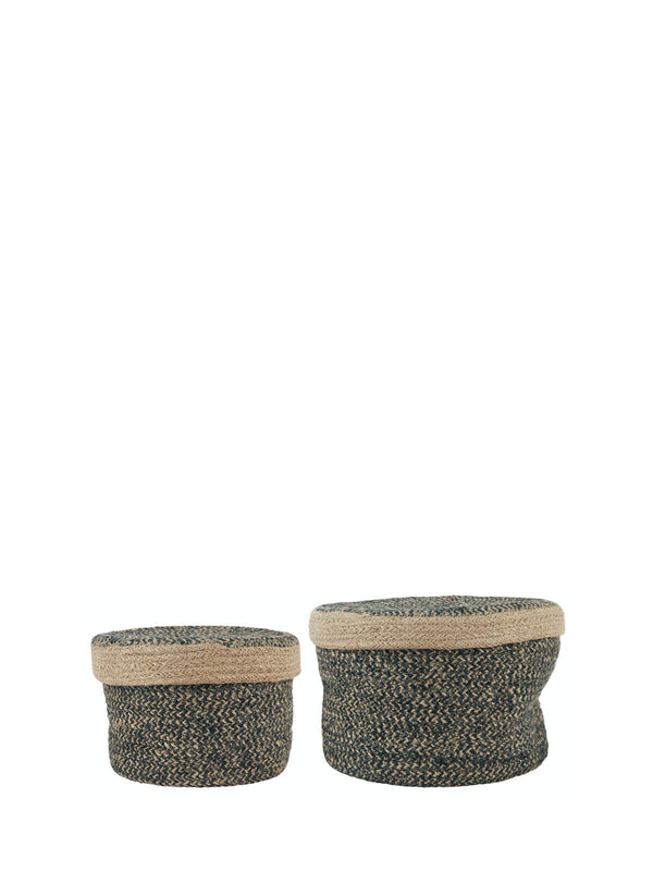 Toku Lidded Baskets