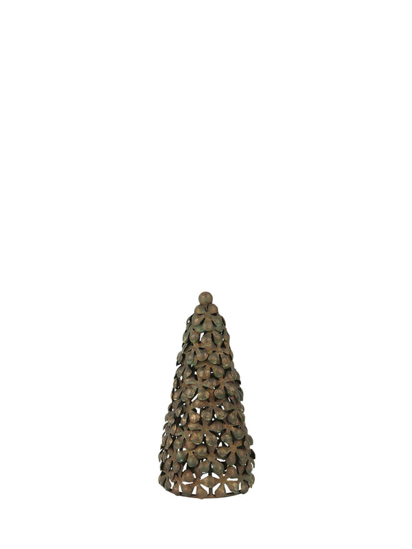 Vinca Metal Christmas Tree