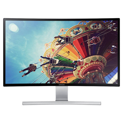 Samsung 27-Inch Wide Viewing Angle LED Monitor (S27D590P)
