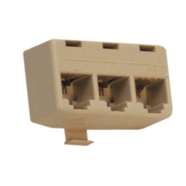 Suttle 173A 3-Way Phone Splitter