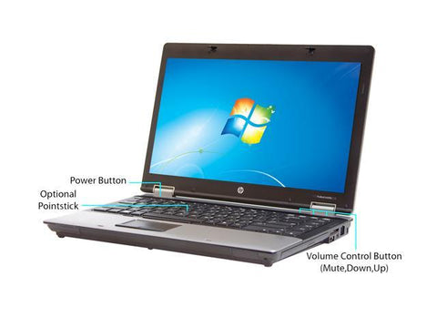 HP Probook 6450 Laptop PC
