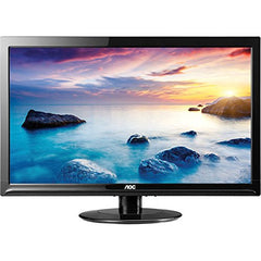 "AOC E2425SWD 24"" Widescreen Ultra-Slim Monitor"