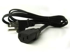 Three Prong 18 AWG AC Power Cords