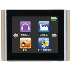 Eclipse T180 MP3 Player with FM Radio