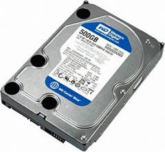 Western Digital WD5000AAKS Caviar Blue 500 GB 7200 RPM Hard Drive