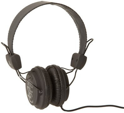 WESC Congo Black Headphones