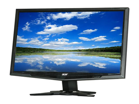 "Acer G235H 23.0"" LCD Widescreen Monitor (Black)"