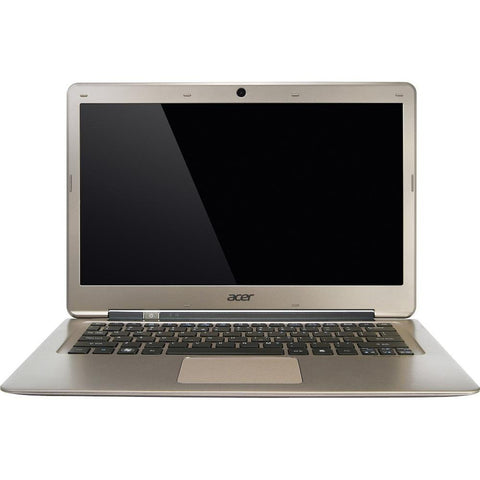 Acer Aspire S-Series S3-391-9813 Ultrabook Laptop (Champagne)