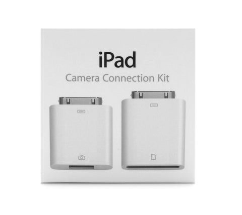 Apple MC531ZM/A iPad Camera Connection Kit