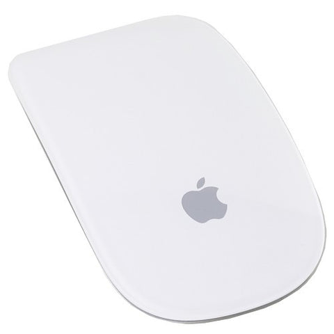 Apple Bluetooth Laser Multi-Touch Magic Mouse (White)