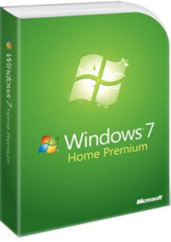 Microsoft Windows 7 Home Premium (64-Bit)