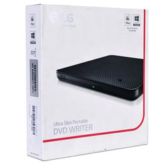 LG SP80NB60-R 8X USB 2.0 Slim Portable DVD Rewriter External Drive