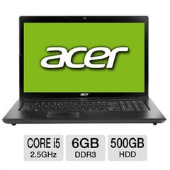 Acer Aspire 7750G-6857 Notebook PC