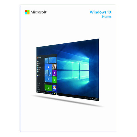 Microsoft Windows 10 Home (64-bit)