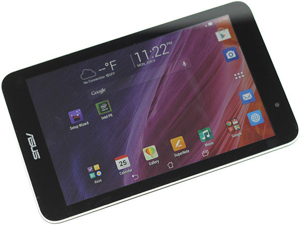 Asus MeMO Pad 7 – The Technology Tree