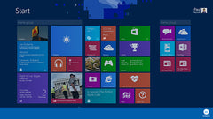 Microsoft Windows 8.1 Home (64-Bit)