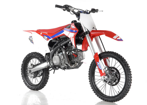 "Storm Buggies 190cc Freeride XL RXF Racing Adults Dirt Bike - 19 / 16"" (Red)"