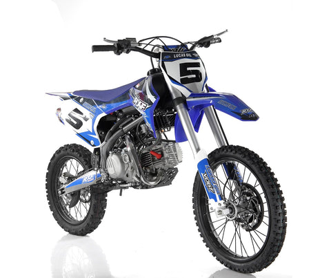 "Storm Buggies 190cc Freeride XL RXF Racing Adults Dirt Bike - 19 / 16"" (Blue)"