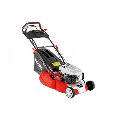 "Cobra RM40SPCE 16"" PETROL REAR ROLLER LAWNMOWER"