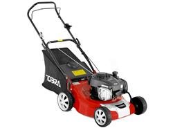 "Cobra M46B 18"" PETROL LAWNMOWER"