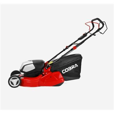 Cobra RM43SP80V TWIN 43CM CORDLESS LAWNMOWER