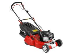 "Cobra RM46SPB 18"" PETROL REAR ROLLER LAWNMOWER"