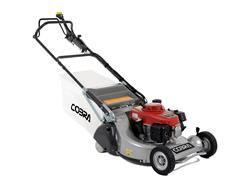 "Cobra RM53SPHPRO 21"" PETROL REAR ROLLER LAWNMOWER"