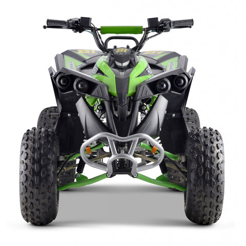 Storm Buggies Kids 110cc Renegade Fully Auto Quad Bike - Green