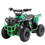 Storm Buggies Commander 70cc Kids Quad Bike - Green