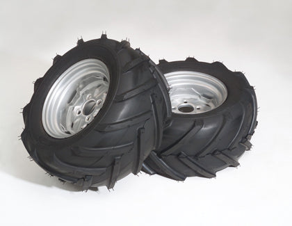 Countax Chevron tyres (A Series)