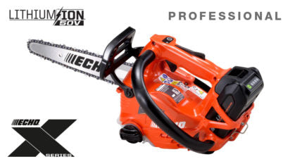 DCS-2500-1/4 ECHO Battery Powered Chainsaw