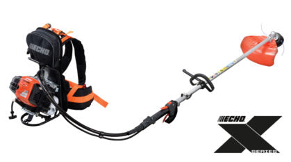 RM-520ES ECHO Backpack Brushcutter