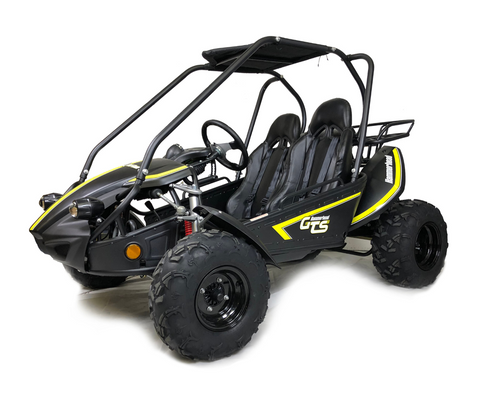 Storm Buggies Hammerhead™ GTS150 Buggy with USA Specs - Black