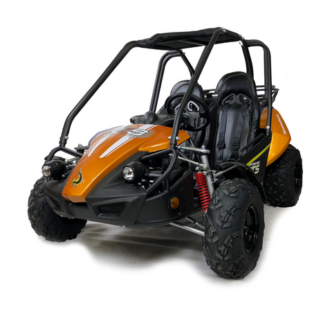 Storm Buggies Hammerhead™ GTS150 Buggy with USA Specs - Orange