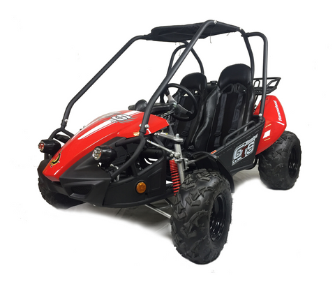 Storm Buggies Hammerhead™ GTS150 Buggy with USA Specs - Red