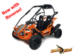 Storm Buggies Hammerhead Mudhead™ Reverse 208R Kids Off Road Buggy - Orange