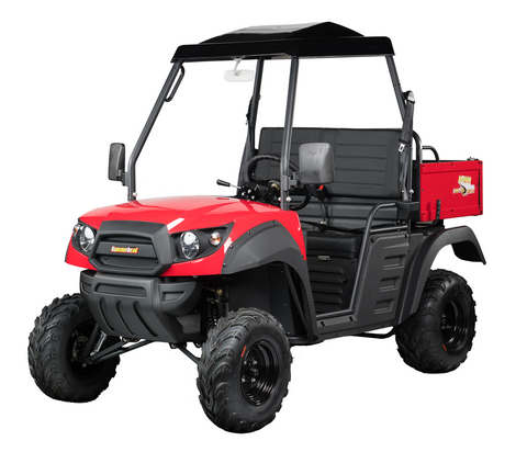 Storm Buggies Hammerhead R-150™ Utility Vehicle - Red