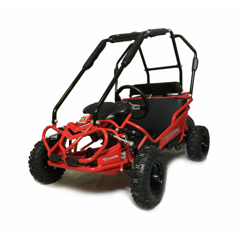Storm Buggies Hammerhead™ Torpedo Kids Buggy - Red