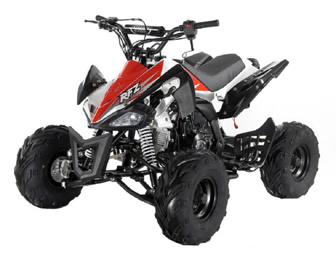 Storm Buggies PANTHER 110cc KIDS QUAD BIKE - RED - 2021