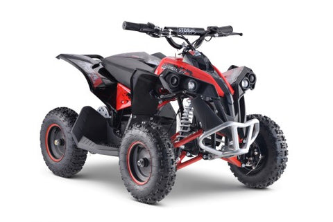 Storm Buggies Renegade 1000w 36v Electric Kids Quad Bike - Red