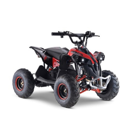 Storm Buggies - Renegade 1200w 48v 20Ah Electric Kids Quad Bike - Red