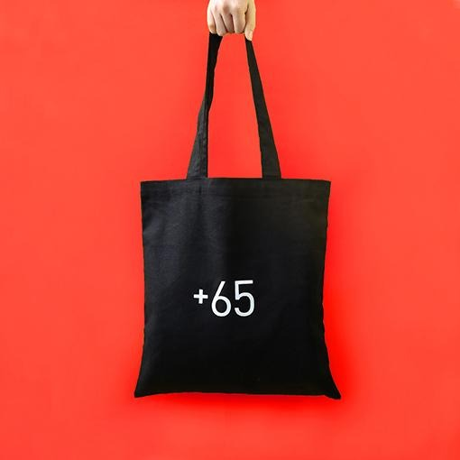 +65 TOTE BAG - THE FARM STORE - Singapulah-sg