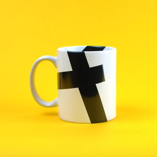 TAPE MUG - MAKE - Singapulah-sg