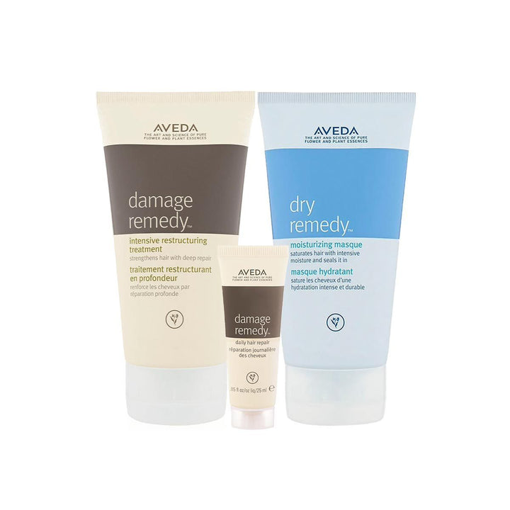 AVEDA - Repair & Moisture Treatment Duo Set - escentials.com