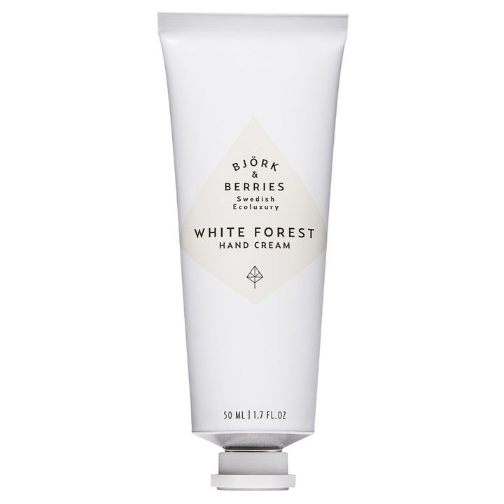 Björk & Berries - White Forest Hand Cream - escentials.com