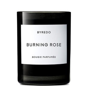 BYREDO - Burning Rose Candle - escentials.com