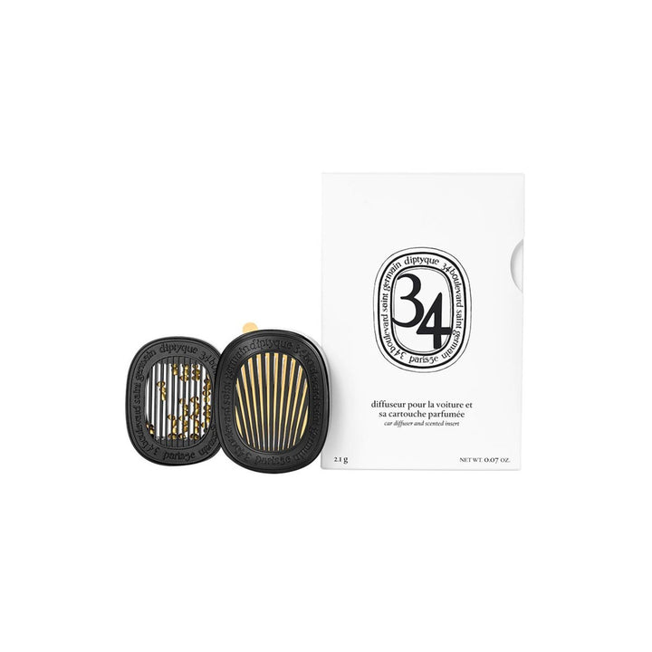 diptyque - Perfumed Car Diffusor with 34B - escentials.com