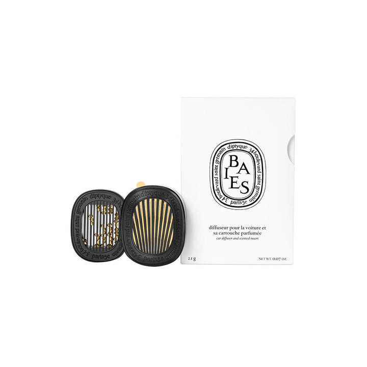 diptyque - Perfumed Car Diffusor with Baies - escentials.com