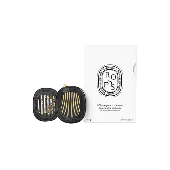 diptyque - Perfumed Car Diffusor with Roses - escentials.com