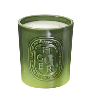 diptyque - Giant Scented Candle Figuier - escentials.com